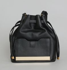 Marguerite Bucket Bag