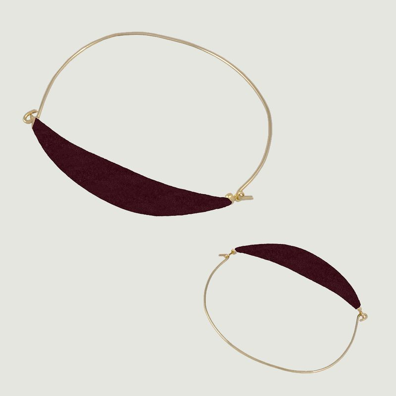 Bracelet Jonc Liv - Clémence Cabanes