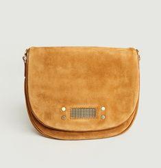 Paris Mini Suede Bag