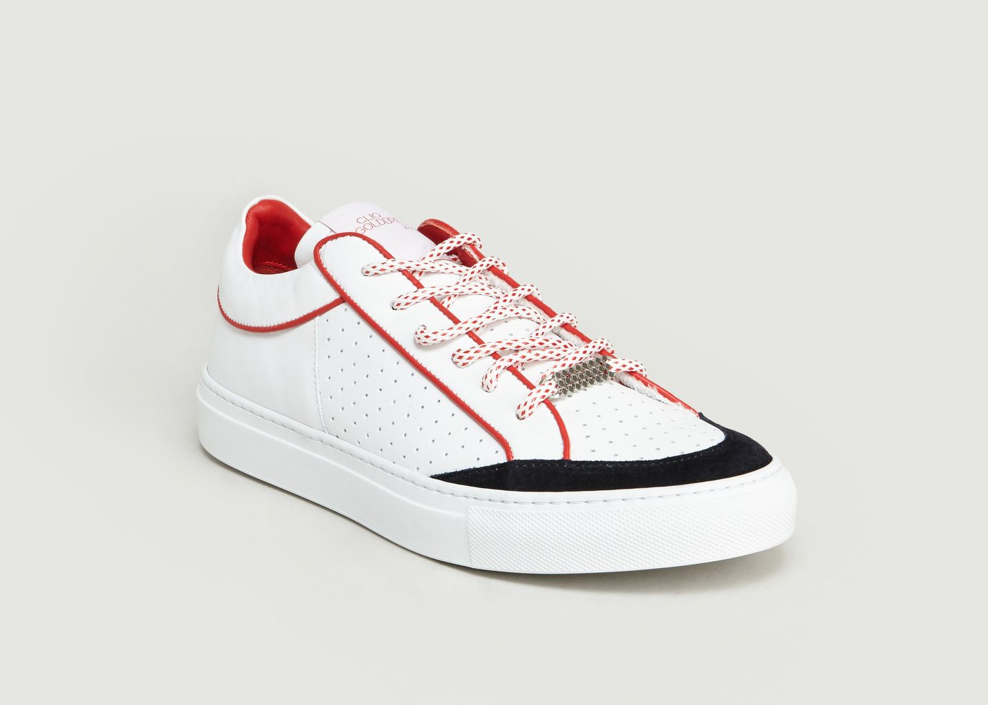 Goldbrenner Clio Blanc Achille Sailor L'exception Sneakers ZF4fO8ncW