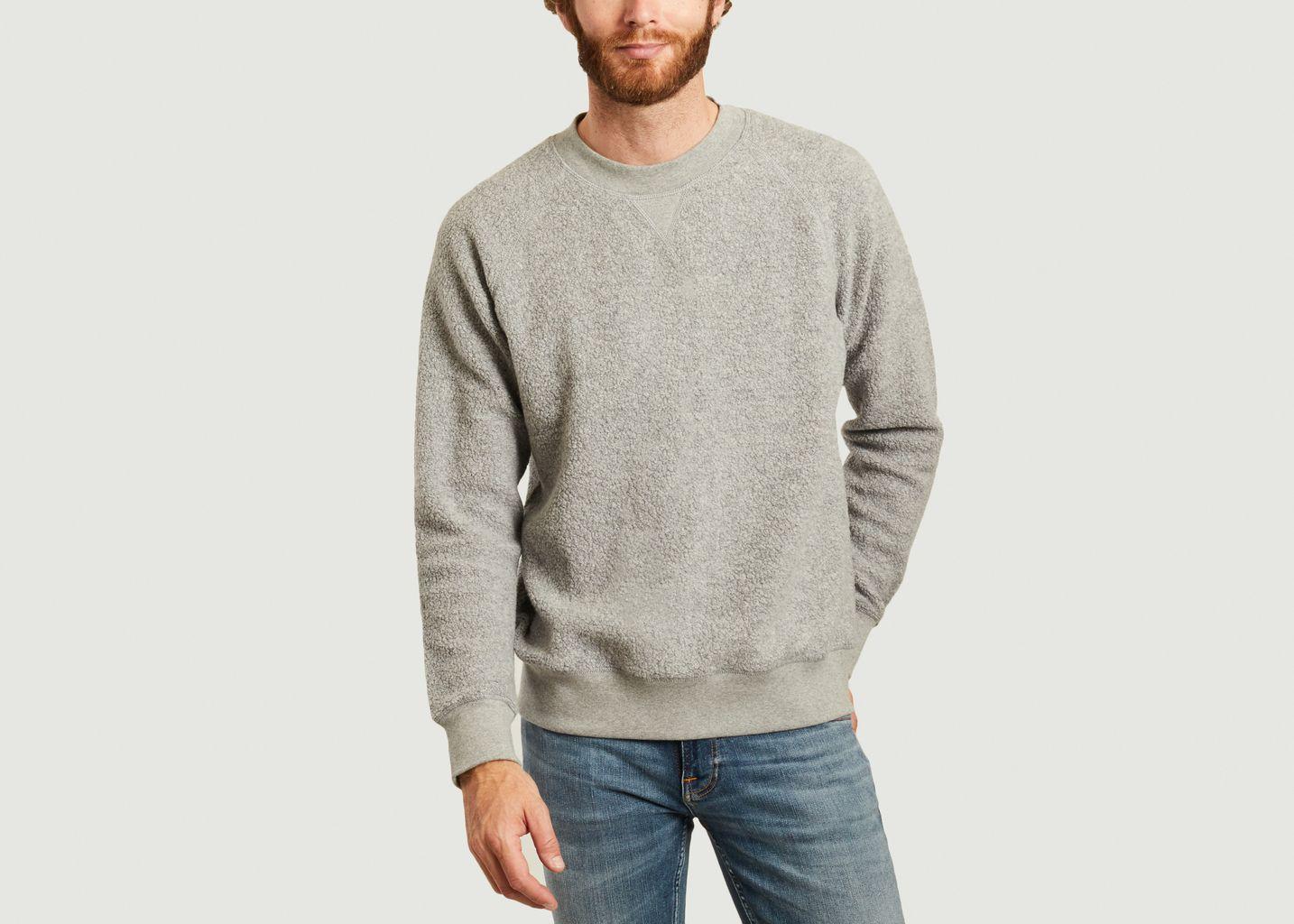 Sweatshirt raglan - Closed