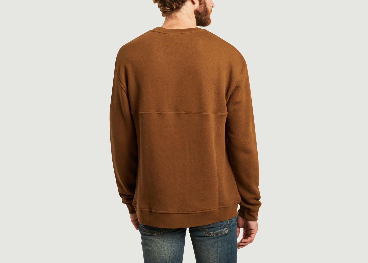 Sweatshirt oversize - Closed