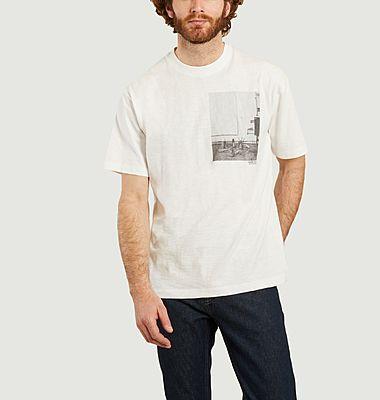 T-shirt imprimée