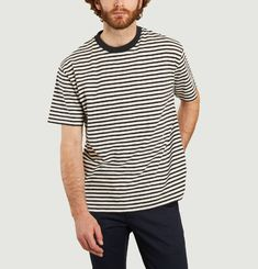 striped T-shirt Closed