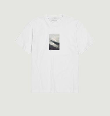 T-shirt vague