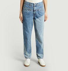 Vintage Pedal Pusher Jeans
