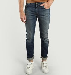 Jean Unity Slim Authentic Mid