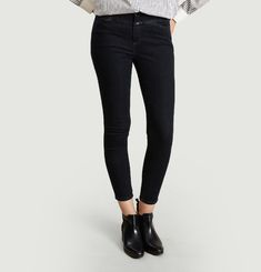 Jean 7/8e Skinny Pusher
