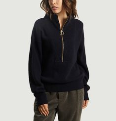 Pull Col Camioneur