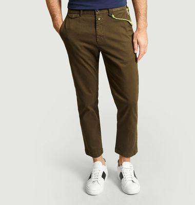 Pantalon Chino Atelier Cropped