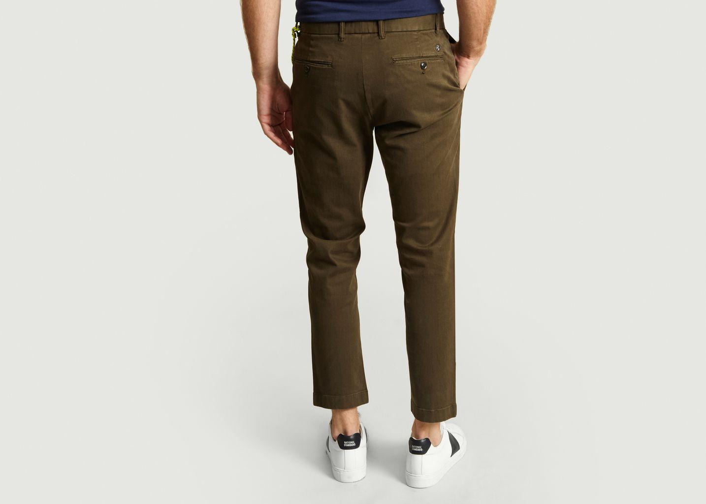 Pantalon Chino Atelier Cropped - Closed
