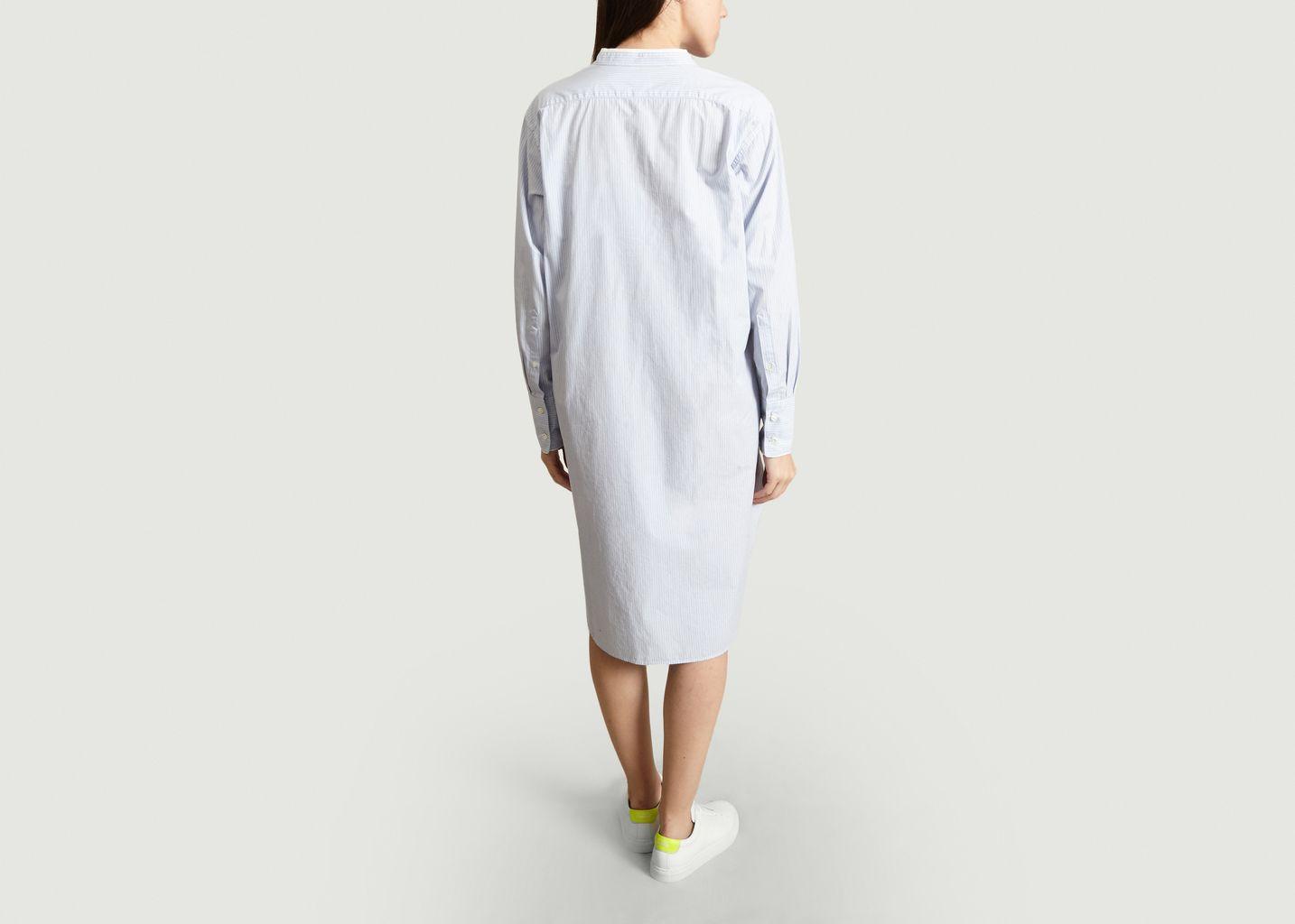 style de la mode de 2019 Style magnifique en soldes Robe-Chemise Rayée Aurora