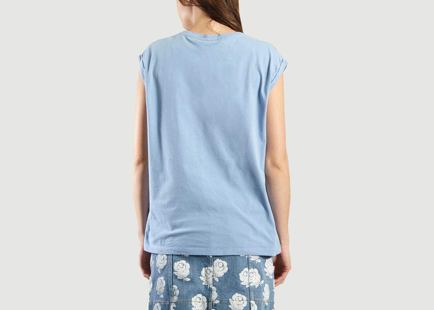 T-Shirt Brodé 24/7 - Closed