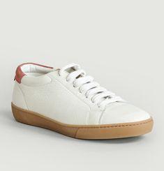 Sneakers En Cuir Sneaker