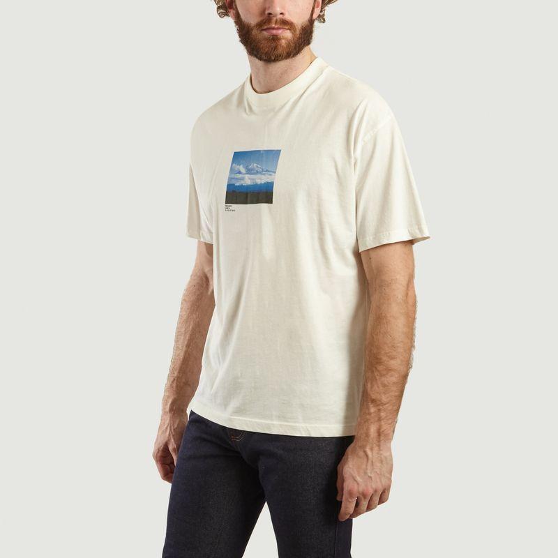 T-Shirt Imprimé Photo Kilimanjaro - Closed