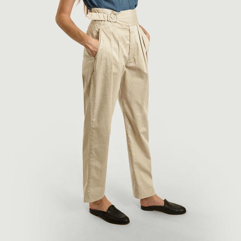 Pantalon Ceinturé Ajustable Gwen - Closed