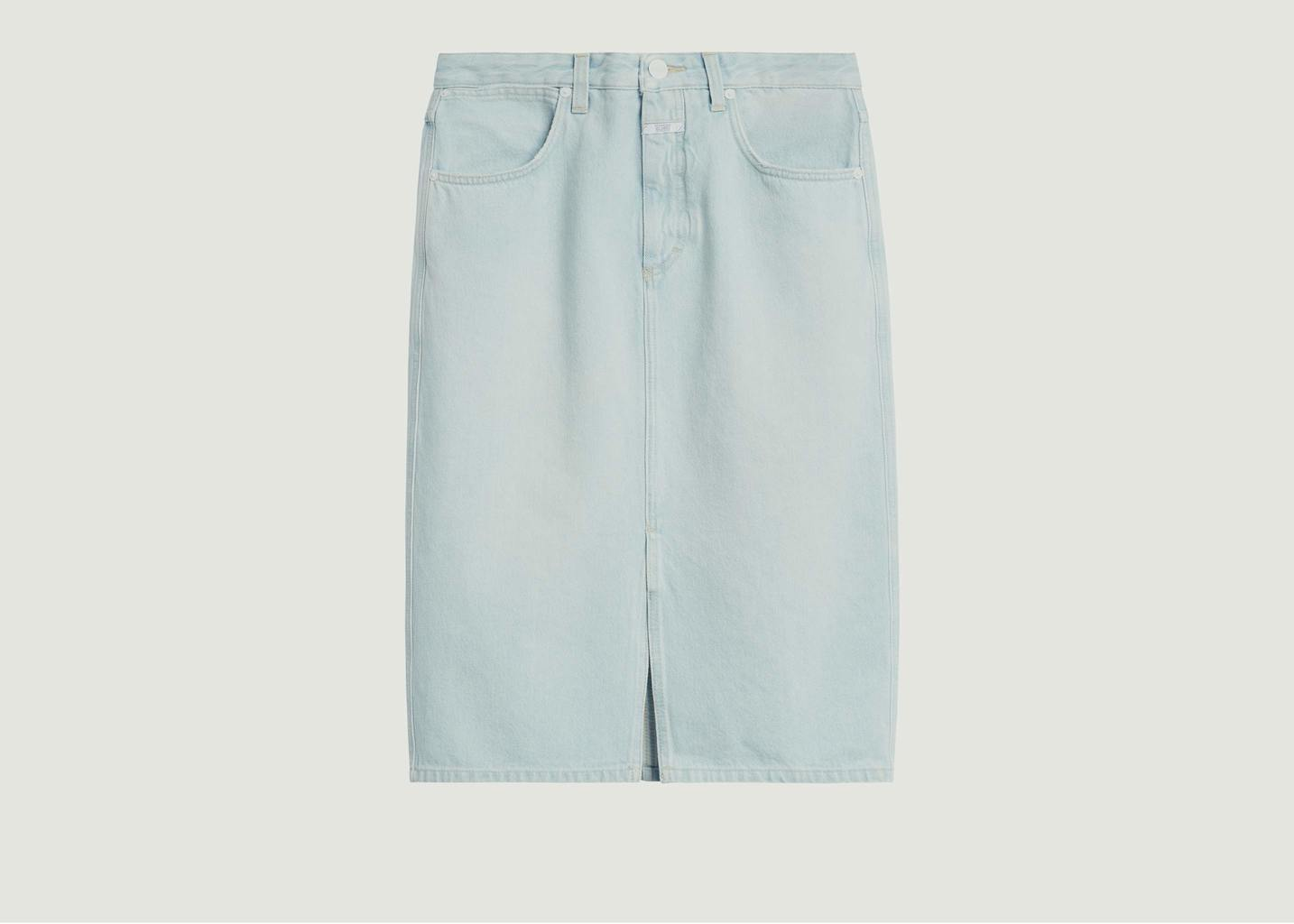 Jupe crayon Emmett en denim - Closed