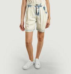 Janie shorts in lyocell