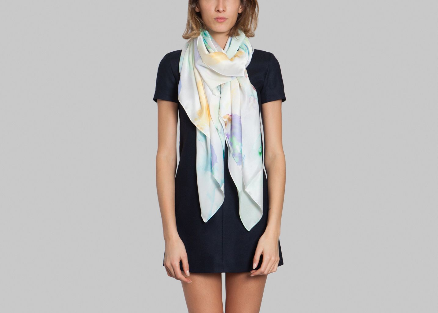 Pastel Magma Scarf x Dessù - Cocktail Editions
