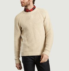Pull Manches Raglan Coltan