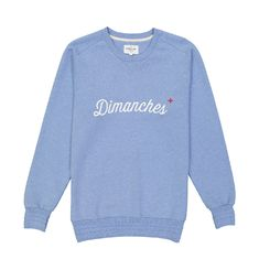 Sweatshirt Dimanches
