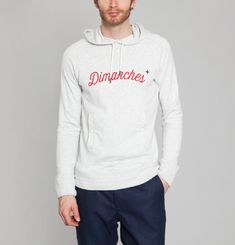 Sweat Capuche Dimanches