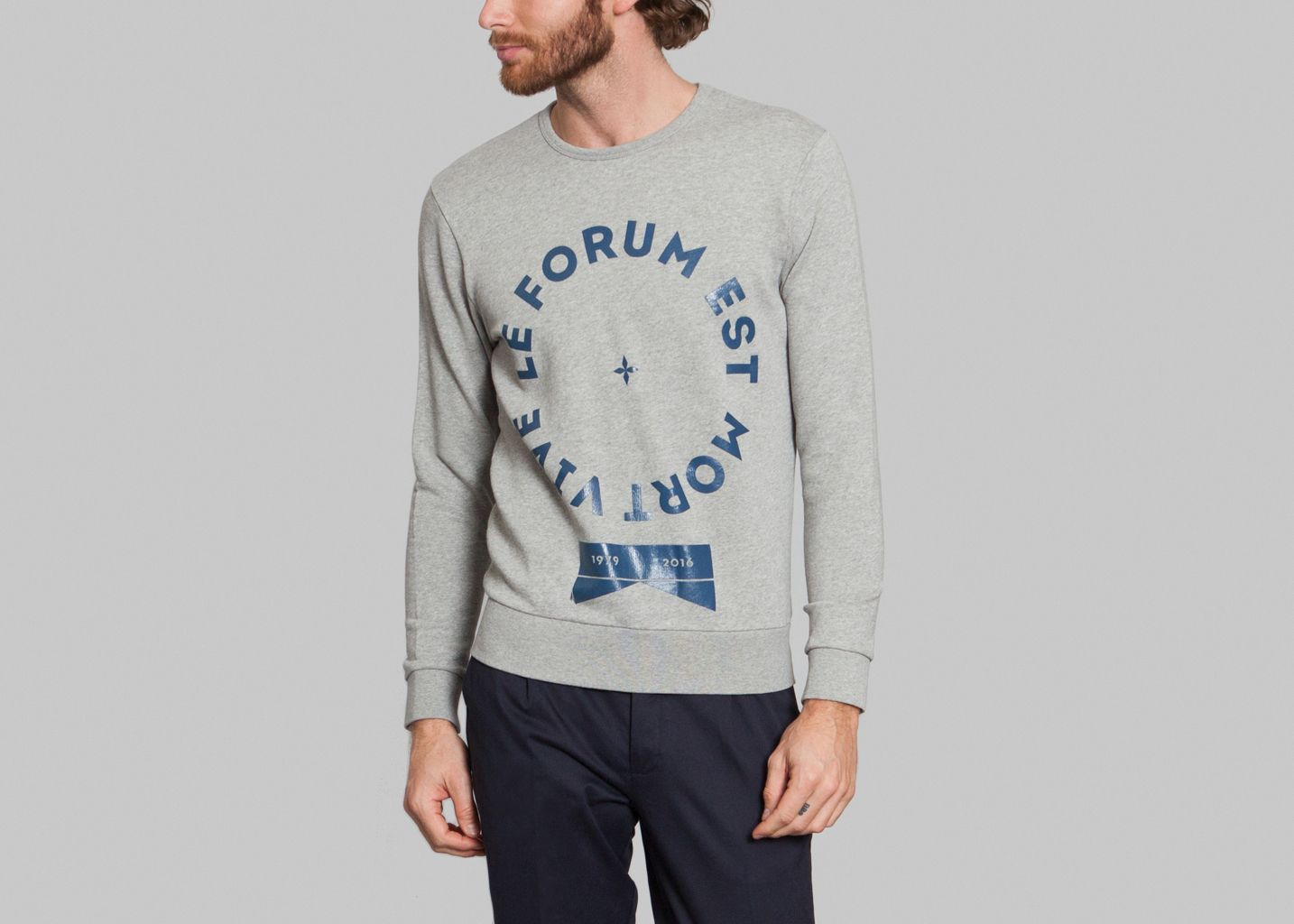 Sweatshirt Forum - Commune de Paris