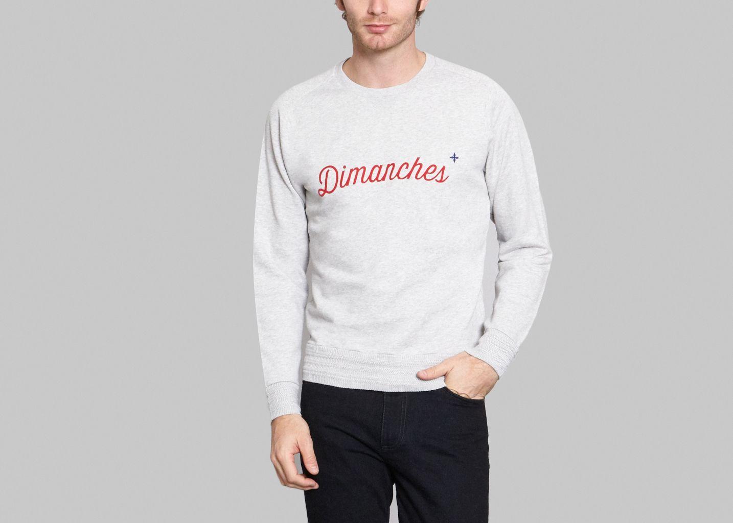 Sunday Sweatshirt - Commune de Paris