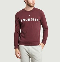 Sweatshirt Touriste