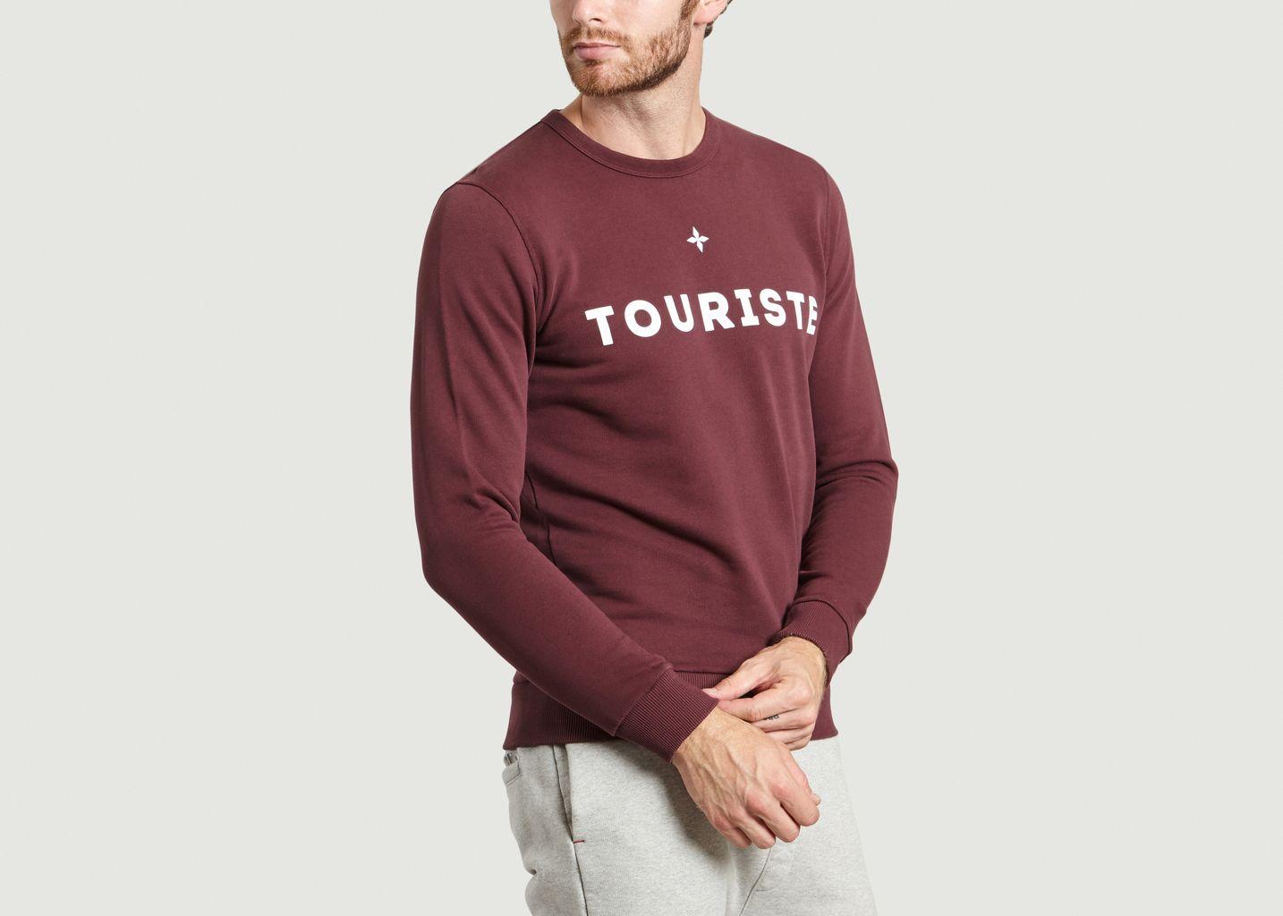 Sweatshirt Touriste - Commune de Paris