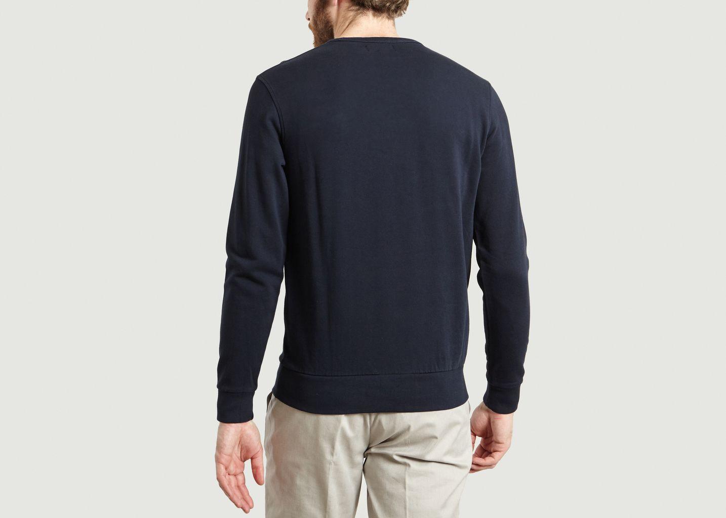 Sweatshirt avec Patchs CDP  - Commune de Paris