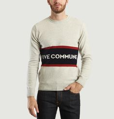 Vive Commune Jumper