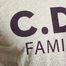 matière T-shirt CDP Familles - Commune de Paris