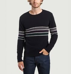 Valmy Striped Jumper