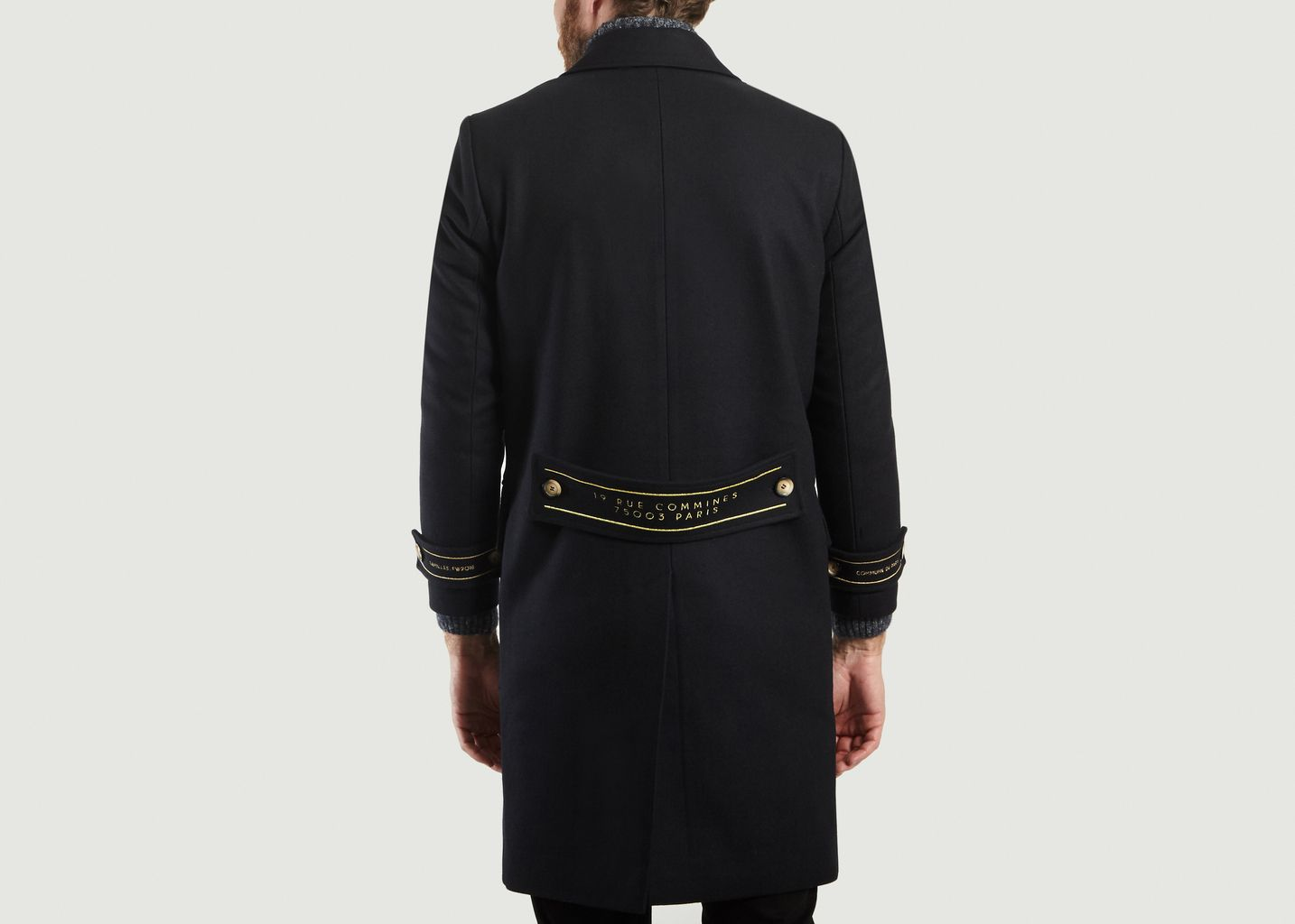 Manteau Celestin - Commune de Paris
