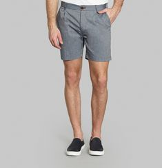 SP5 Striped Shorts