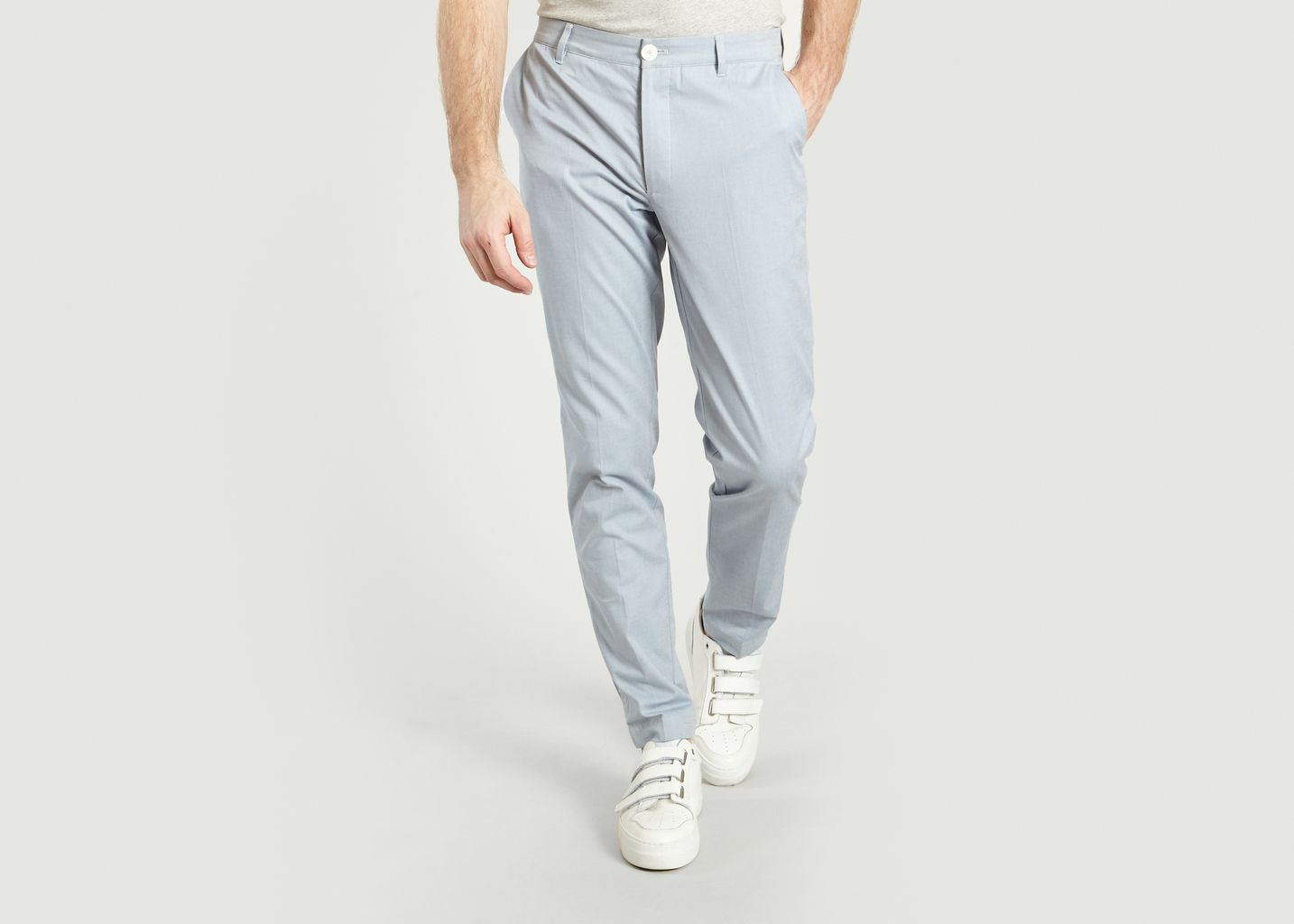 Straight GN6 Trousers - Commune de Paris