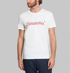 Dimanches 03 T-shirt