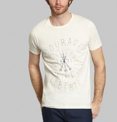 Tshirt Courage 03