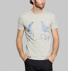 T-shirt MC Pigeon Parisien
