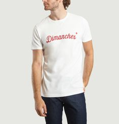 T-shirt Dimanches