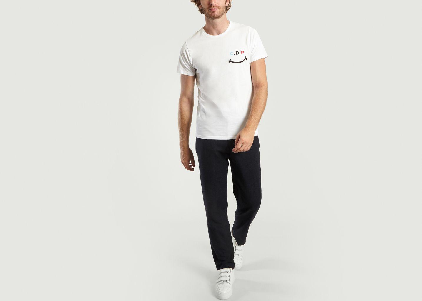 T-shirt Smile CDP - Commune de Paris