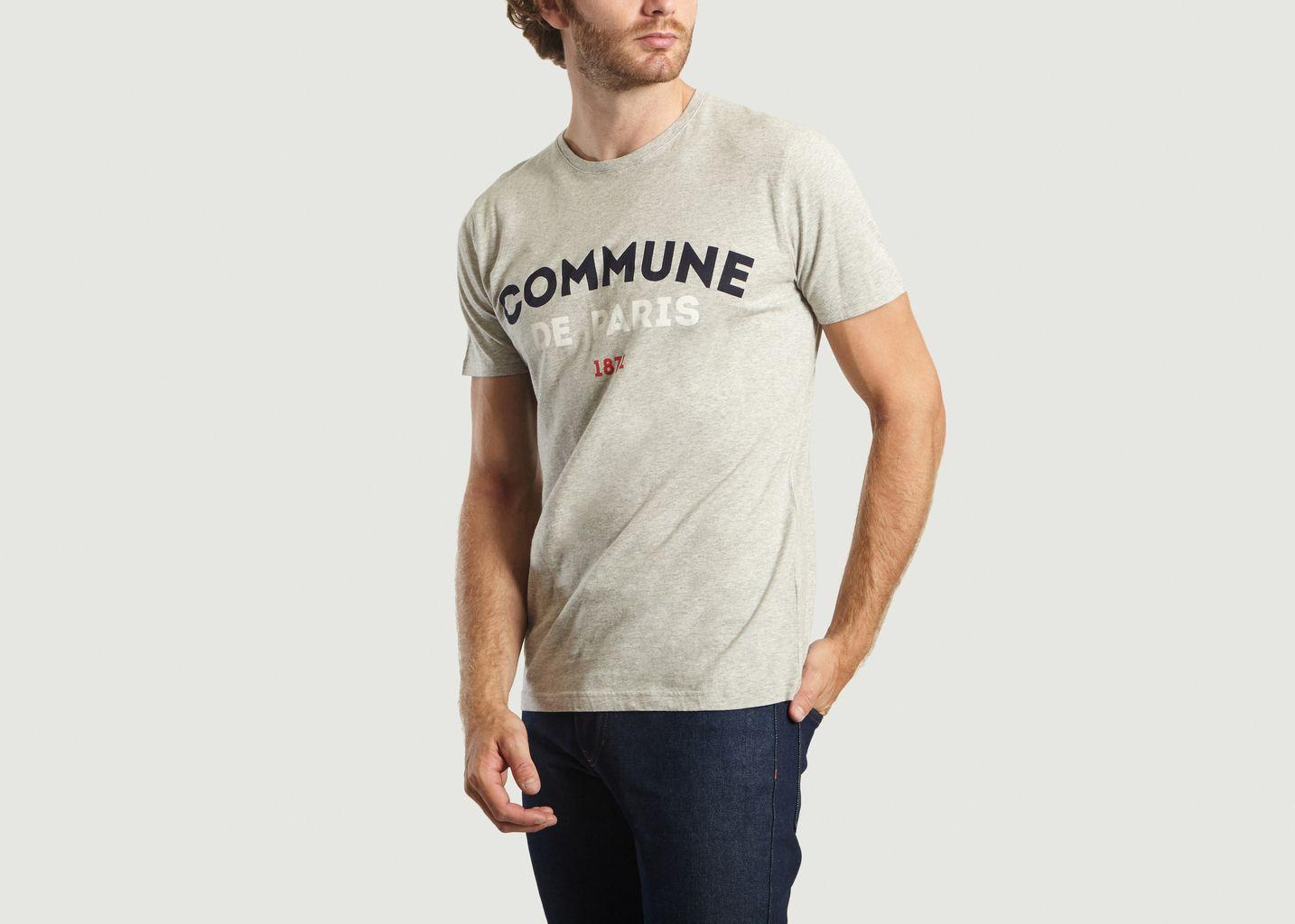 Ici T-shirt - Commune de Paris