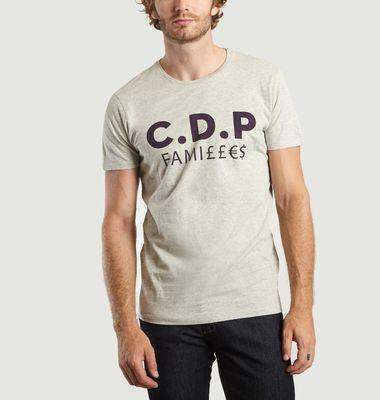 T-shirt CDP Familles