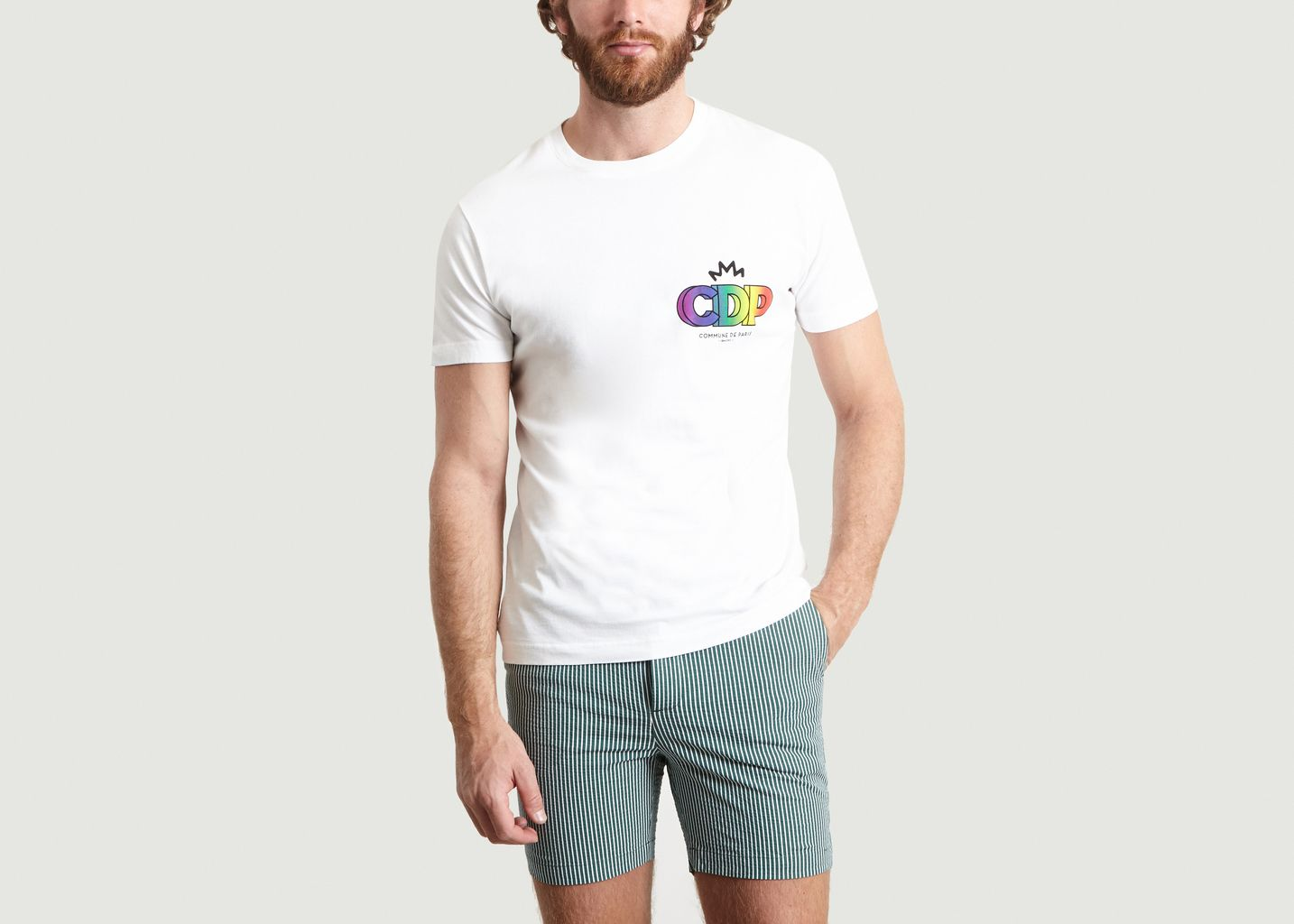 T-Shirt Logotypé Cartoon - Commune de Paris