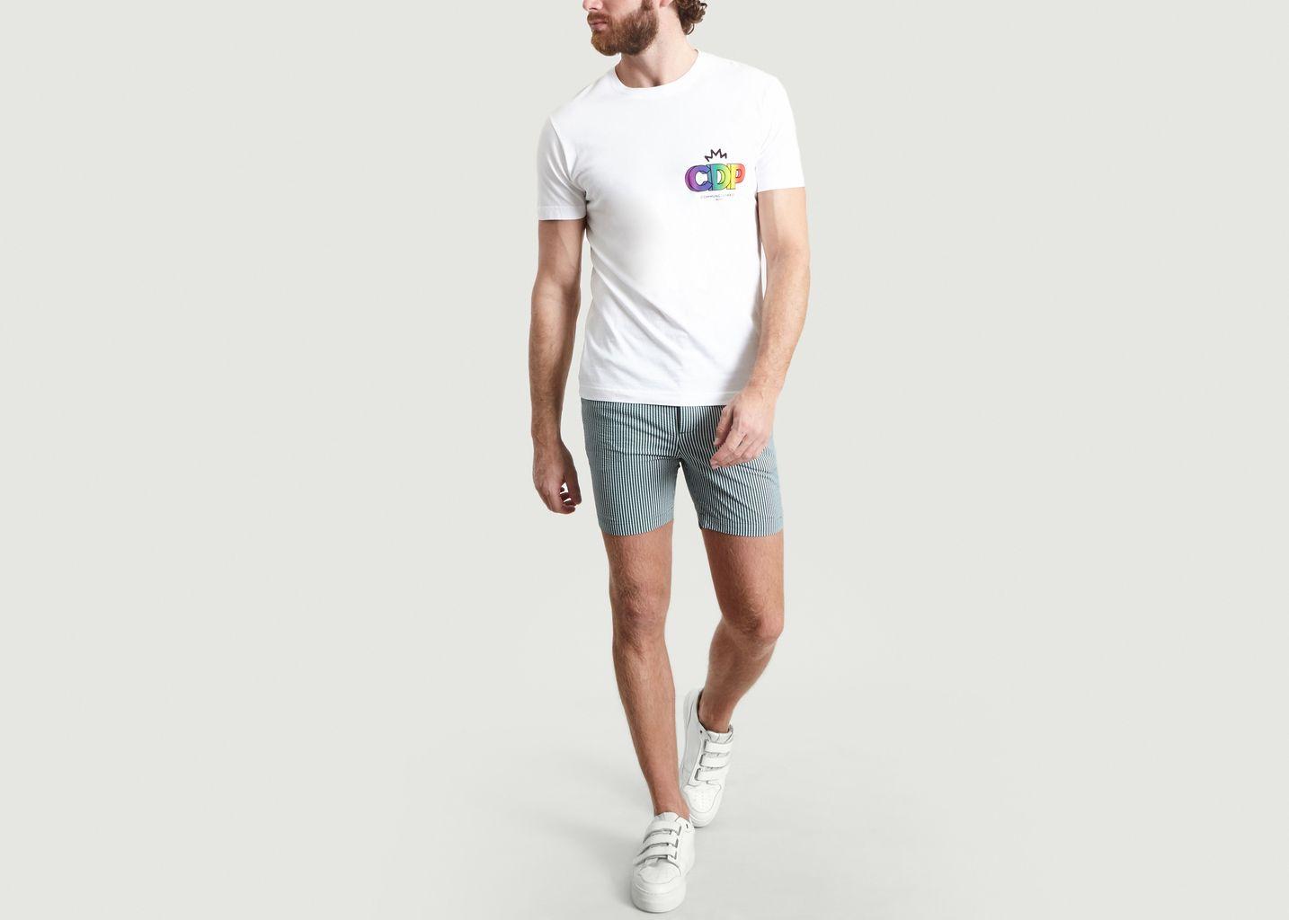 T-Shirt Logotypé Cartoon - Commune de Paris