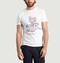 Coq Printed T-shirt