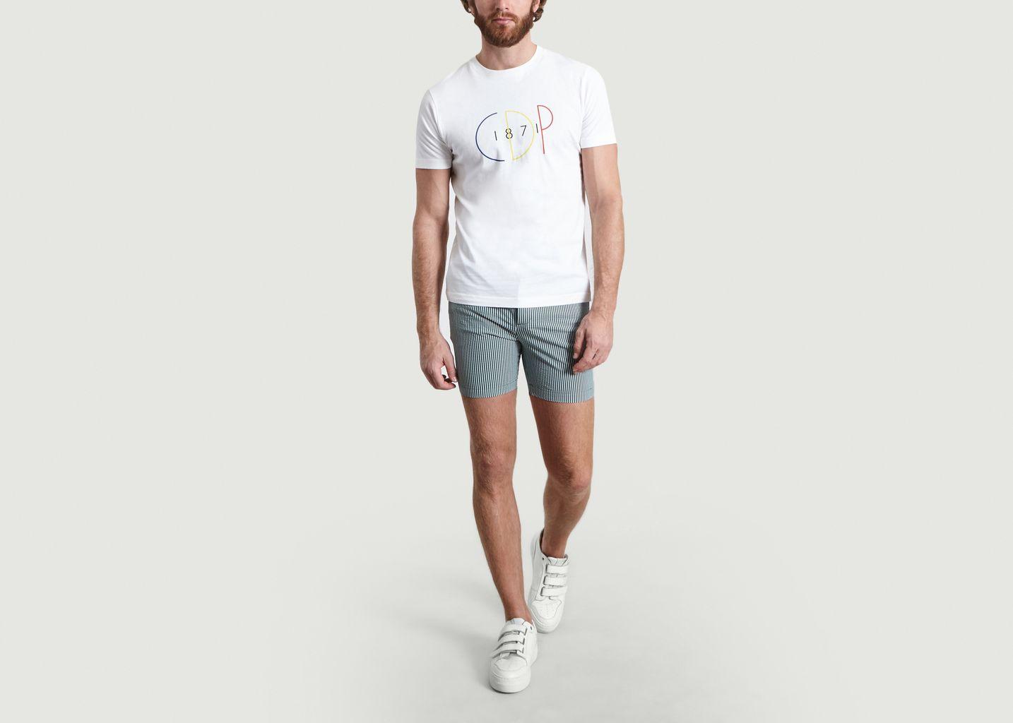 T-Shirt Logotypé CDP 1871 - Commune de Paris