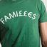 matière T-Shirt A Lettrage Familles - Commune de Paris
