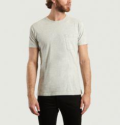 T-Shirt A Poche Vive CDP